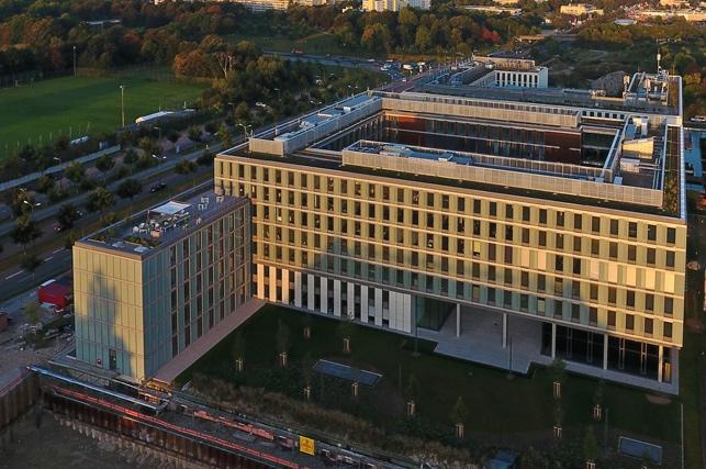 H2O - Natural Working Place Munich