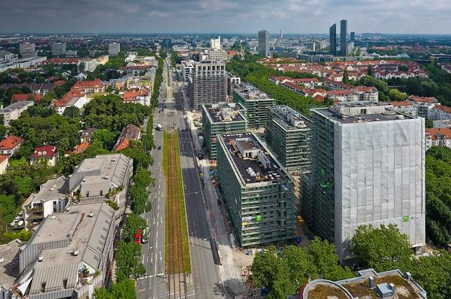 """SCHWABINGER TOR - """"Stadtbausteine Mitte/Süd"""""""