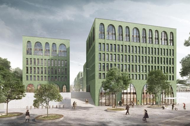 MY.O Bürogebäude