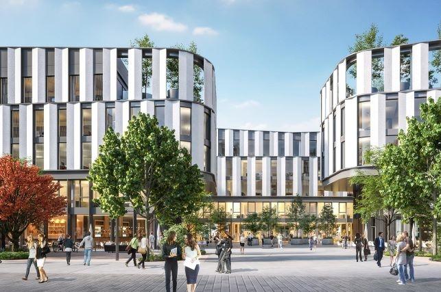 OPTINEO Werksviertel München - Neubau Büro- und Geschäftsensemble