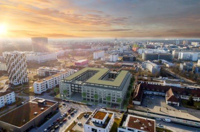 South Horizon - Gewerbegebäude Koppstraße 4 München