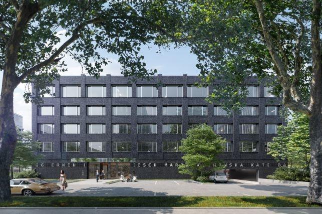 GMS - Neubau Bürogebäude Georg-Muche-Straße 4 München